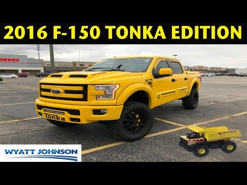 PART 1: Reviewing a 700HP SHELBY F150 TONKA EDITION Truck!! (#107 of 200 made)