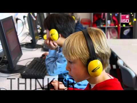 Thinker - International School of Dusseldorf