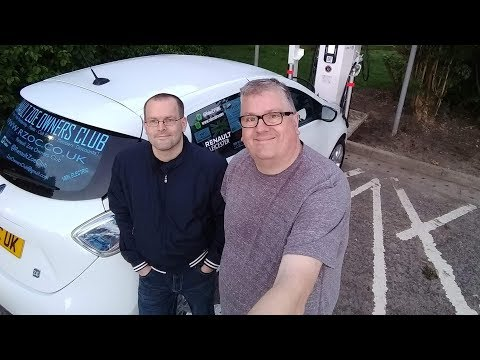 My Electric Journey Special - Charity Road Trip Coventry to Salzburg - Part 1