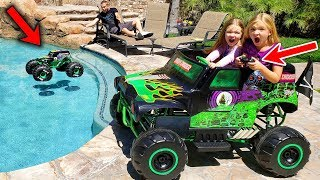 Buying Monster Trucks IN OUR SIZE!!