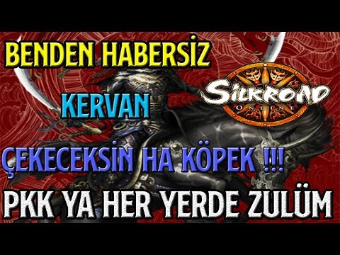 SİLKROAD ONLİNE İSRO SOYSUZ KÖPEĞE KAN KUSTURMA  -1-  !!!