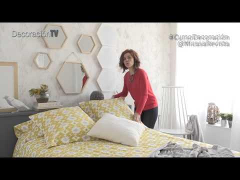 Cómo decorar un dormitorio pequeño. Curso de decoración Micasa
