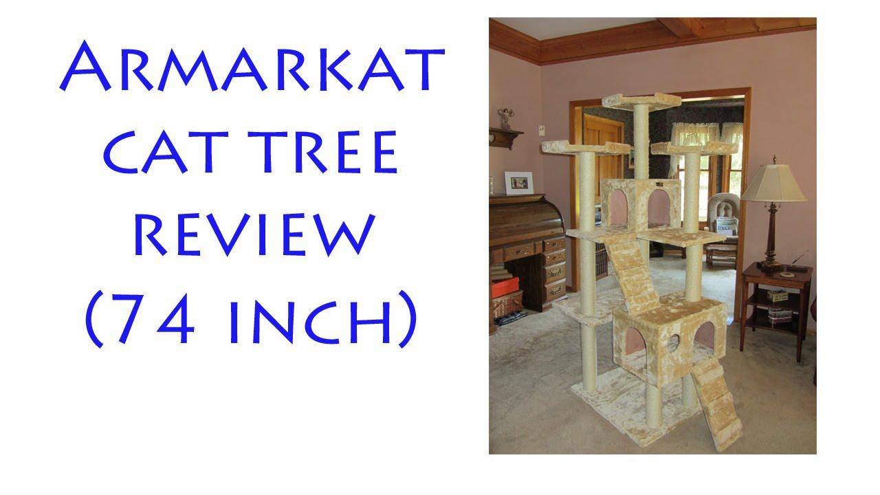 armarkat cat tree review