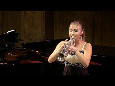 Matilda Lloyd - Goedicke: Concert Etude Op 49 - Trumpet and Piano