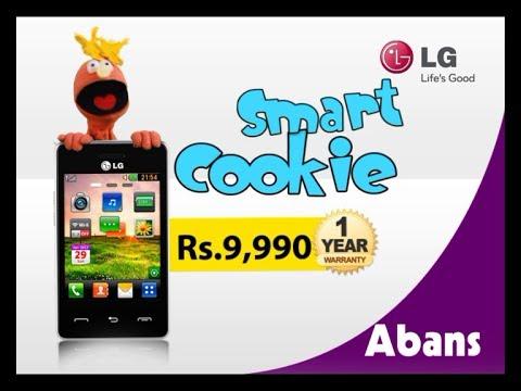 LG Smart Cookie TVC