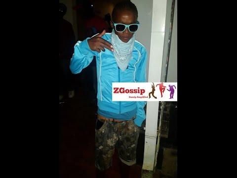 Ghetto Souljah performing at Killer T Show in Kadoma