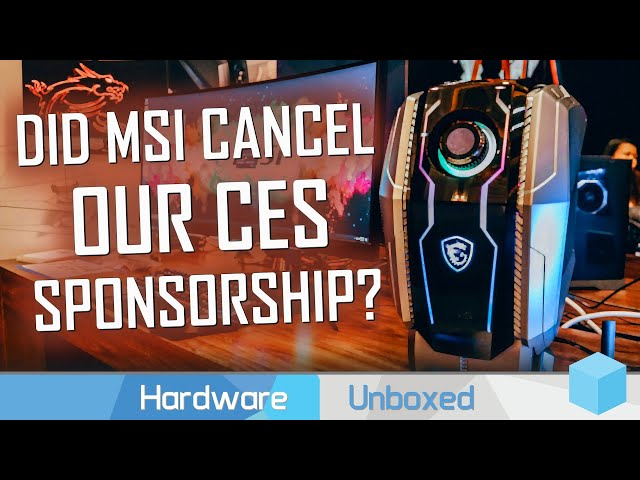 January Q&A [Part 1] Was CES Underwhelming? Why Did People Expect Zen 3/Big Navi from AMD?
