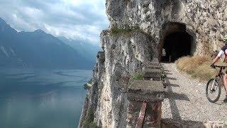 Wanderung von Riva nach Punta di Larici