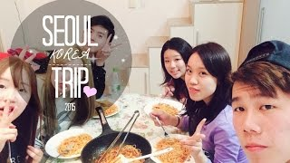 Seoul Winter Trip 2015 ♥ (PART 1)