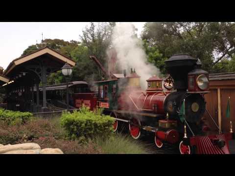 "Roy O. Disney #4 ""Fantsyland Station & Grade"""