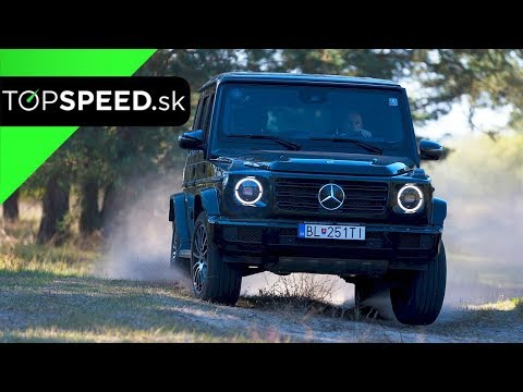 Mercedes G500 2018 Test Maros Cabak Topspeed Sk Youtube