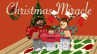 Christmas Miracle | Roblox Christmas Movie |