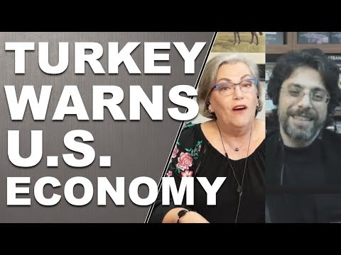 TURKEY WARNS U.S. ECONOMY: All Dominoes Fall the Same. Boots on the Ground w/Lynette & Hamza