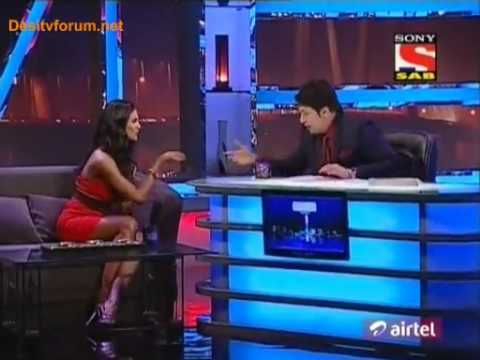 Movers & Shakers Veena Malik - 18th April 2012 Video Watch Online pt1
