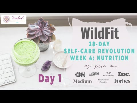 WildFit 7 Day Nutrition Challenge Day 1 Coaching Call