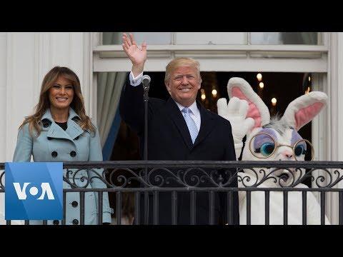 White House Readies Annual Easter Egg Roll