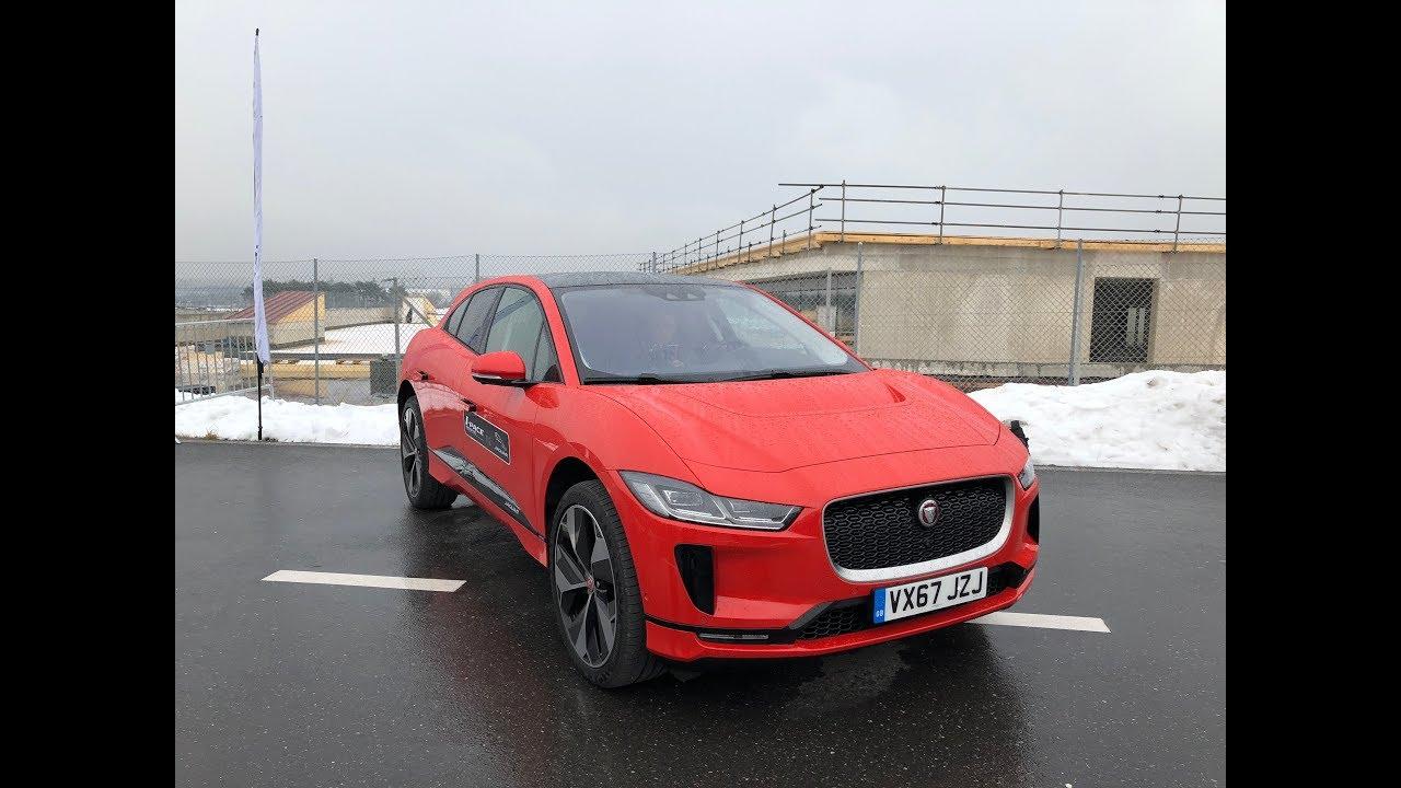 Jaguar I-Pace test PL Pertyn Ględzi