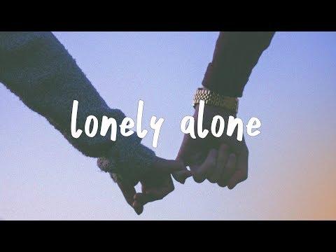 Chelsea Cutler- Lonely Alone ft. Jeremy Zucker (Lyric Video)