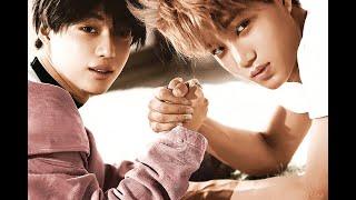 TaeKai (Taemin, Kai) '2 KIDS' THEN and NOW (Kaitaem, SuperM)