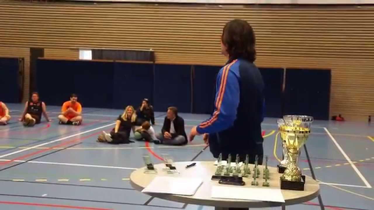 Kfum Göteborg Basket Säsongsavslutning 2014 15 Del 09