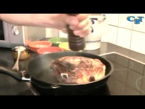 C te de boeuf cuisson basse temp rature youtube - Cuisson basse cote a griller ...