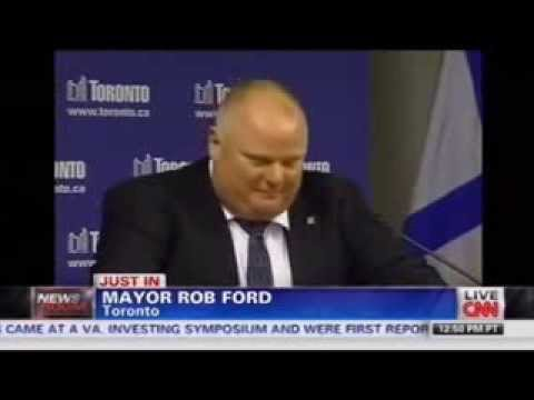 Rob Ford remix video