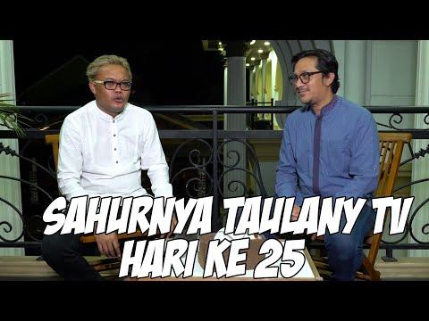 SULE BAJAK SAHURNYA TAULANY TV.. ANDRE CUMA BISA GELENG-GELENG.. 18 MEI 2020