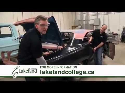 Street Rod Technologies (SRT) Lakeland College