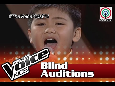 "The Voice Kids Philippines 2016 Blind Auditions: ""My Way"" by Gab"