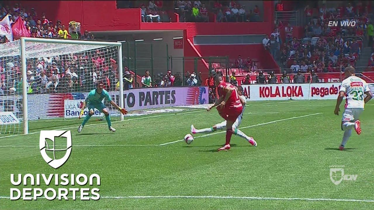 Toluca 0-0 Necaxa