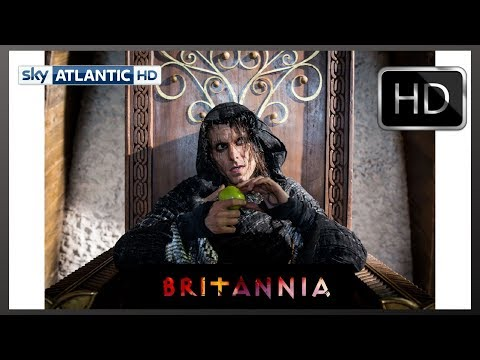 Britannia season 2 - second trailer - Sky Atlantic 2019