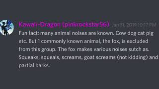 Fun Facts With Discord #15
