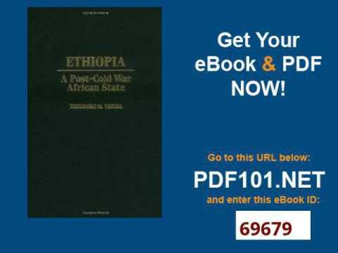 Ethiopia A Post Cold War African State