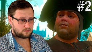 The Witcher 3: Blood and Wine ► ВИННЫЕ РАЗБОРКИ ► #2