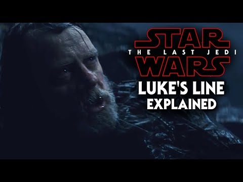 "Thumbnail: Star Wars The Last Jedi Trailer ""This Is Not Going To Go! The Way You Think"""