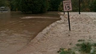 Freak Storms in PA Cause Damage, Flooding