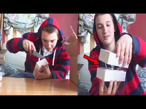 Funniest Unboxing Fails And Hilarious Moments