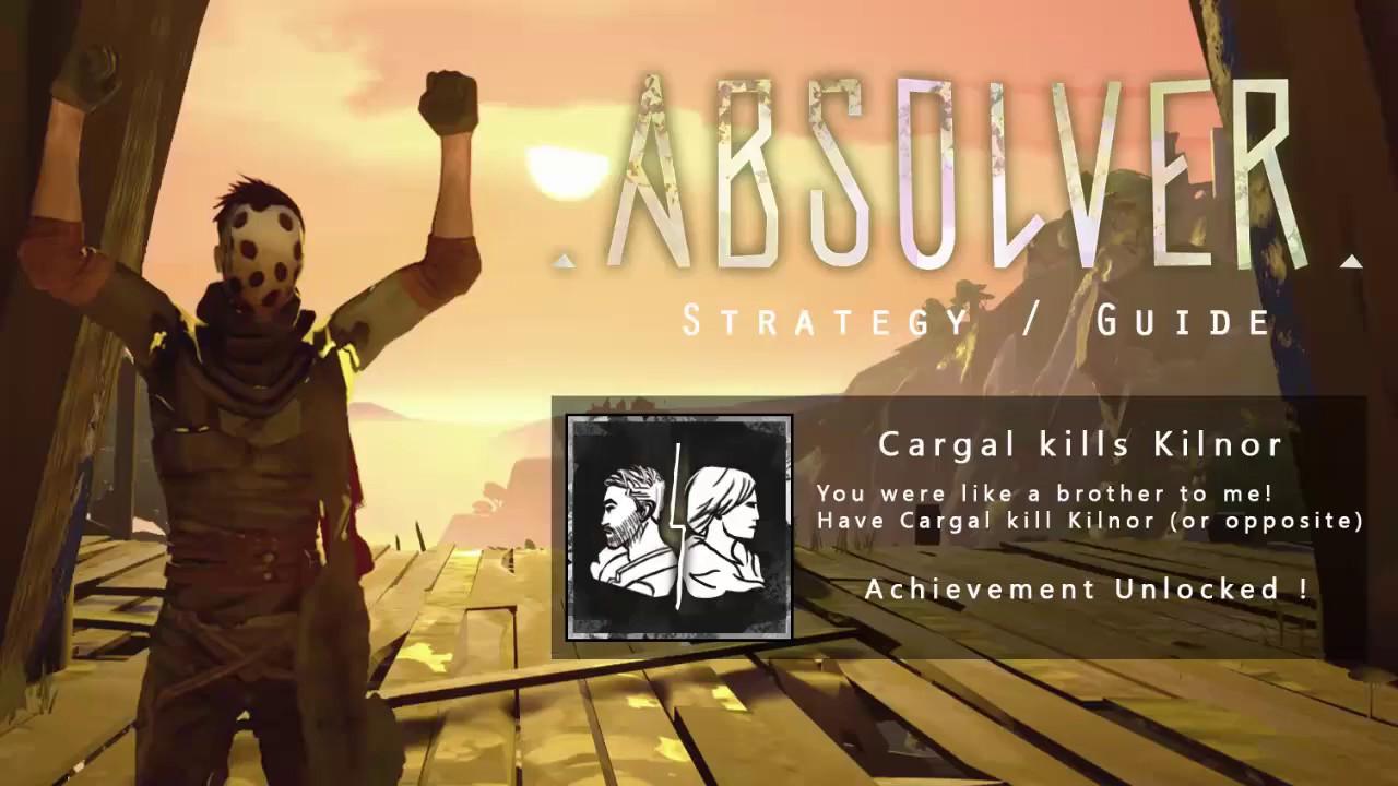 Cargal Vs Kilnor Absolver Guide Achievement Youtube