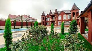 Merdekanda 2 mertebeli villa **РУФАТ*АЙНУР** +994552206757