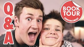 MY BROTHER HAS 2 GIRLFRIENDS!? + Special Announcement