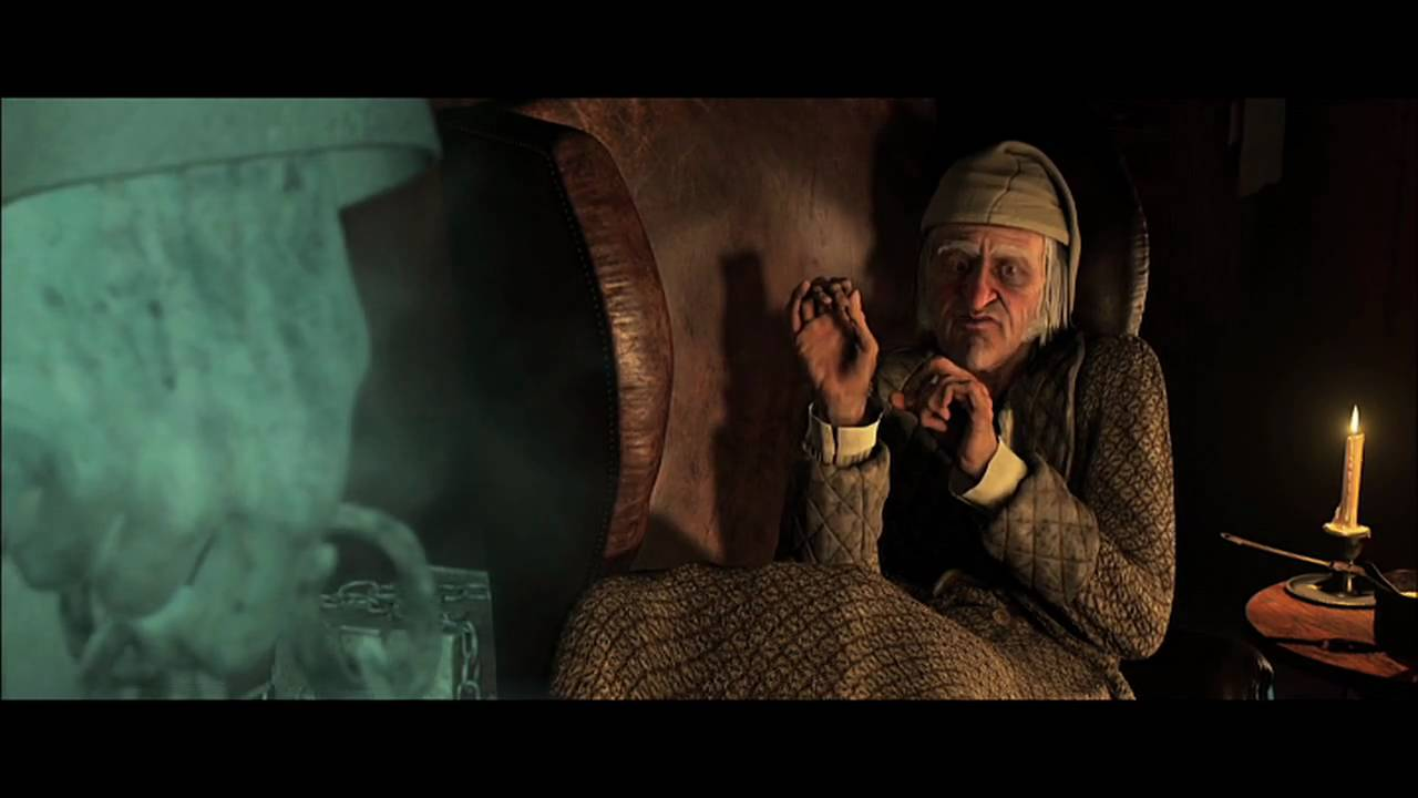 A CHRISTMAS CAROL trailer B - On Digital HD, Blu-ray and DVD Now ...