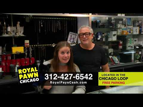 Royal Pawn Chicago Pays Cash For Gold And Jewelry!