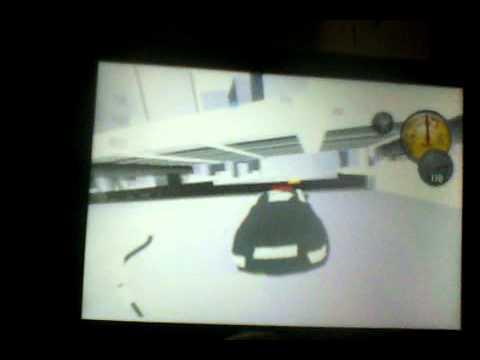 Galaxy Ace GT S5830c Need for Speed Shift com tela branca