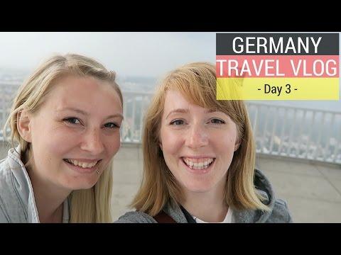 [GERMANY TRAVEL VLOG] Day 3 • Wandering around Munich