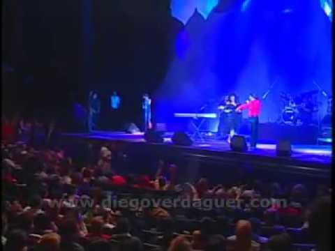 Diego Verdaguer - Volvere dueto con Amanda Miguel