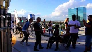 Making off (съемка клипа) Тимати и P.Diddy