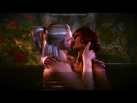 The Witcher 2: Assassins of Kings Story German HD 720p Cutscenes / Movie