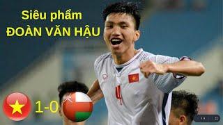 U23 Vietnam - U23 Oman Highlights & Siêu Phẩm Của Đoàn Văn Hậu, Việt Nam Rộng Cửa Vô Địch