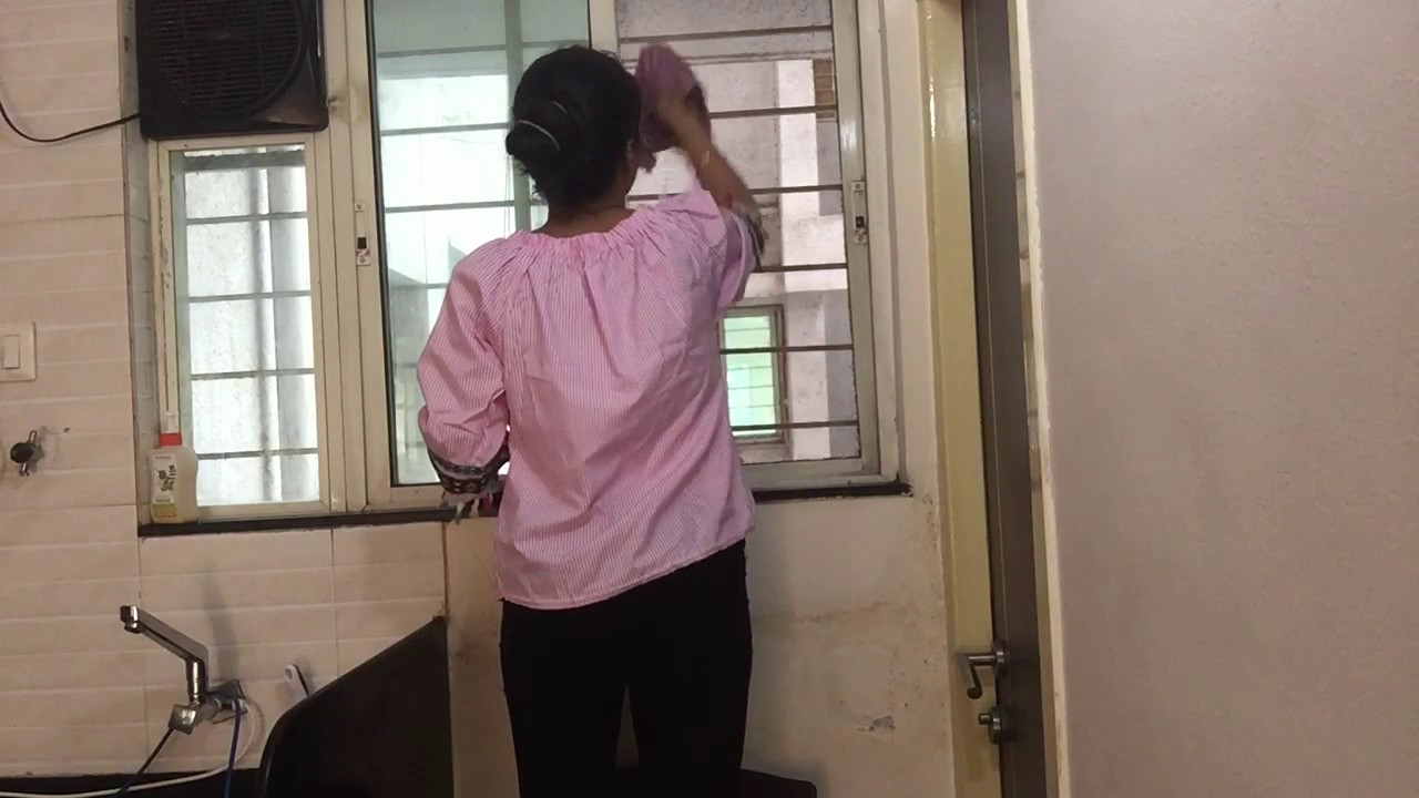 How To Clean Kitchen Mosquito Mesh Window In Indian How