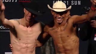 Donald Cerrone vs. Alex Oliveira   Weigh-In   UFC ON FOX